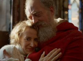 Janet McTeer stars as Mrs. Claus in this holiday spot. (Image: Marks & Spencer/RKCR/Y&R)