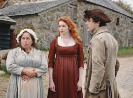 Demelza, Drake and Prudie (Photo: Courtesy of Mammoth Screen)