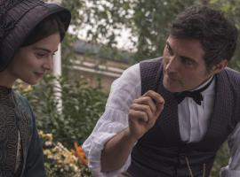 "Jenna Coleman and Rufus Sewell in ""Victoria"" Season 2. (Photo:Courtesy of ITV Plc for MASTERPIECE)"