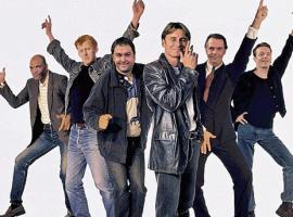 The cast of The Full Monty (Photo: Fox Searchlight Pictures/Channel Four Films)