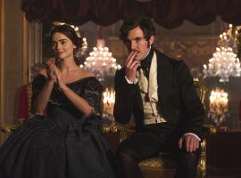 "Jenna Coleman and Tom Hughes in ""Victoria"" Season 2 (Photo: Courtesy of Gareth Gatrell/ITV Plc for MASTERPIECE)"