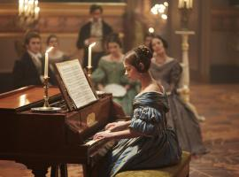 Victoria's very fateful piano recital (Photo: Courtesy of ITV Plc)