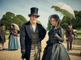 "Julian Fellowes ""Belgravia"" (Photo: ITV/Epix)"