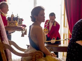 "Claire Foy as Queen Elizabeth II in ""The Crown"". (Photo: Netflix)"