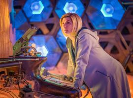 "Jodie Whittaker in ""Doctor Who"" (Photo Credit: Sophie Mutevelian/BBC America)"
