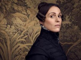 Suranne Jones as Anne Lister (Photo: HBO)