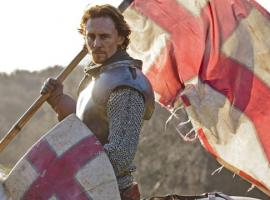 "Tom Hiddleston as King Henry V in ""The Hollow Crown"" (Photo: Nick Briggs)"