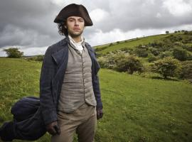 Aidan Turner as Poldark (Photo: Courtesy of © ITV plc (ITV Global Entertainment Ltd)