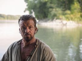 "Max Beesley in ""Jamestown"" (Photo: Carnival Films Ltd 2017)"