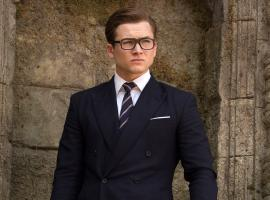 Taron Egerton as Eggy Unwin in Kingsman: The Golden Circle  (Photo credit: Giles Keyte/Twentieth Century Fox)