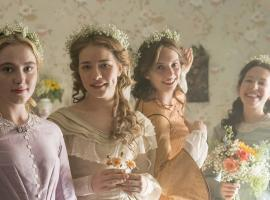 "The ladies of ""Little Women"" (Photo: Courtesy of MASTERPIECE on PBS, BBC and Playground)"