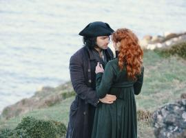 Back in Cornwall, Ross and Demelza still have problems. (Photo: Courtesy of Mammoth Screen)