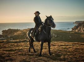 Aidan Turner as Ross Poldark (Photo: Courtesy of Robert Viglasky/Mammoth Screen for BBC and MASTERPIECE)