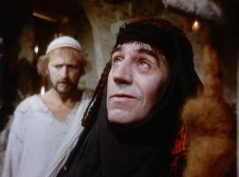 "Terry Jones in ""Life of Brian"" (Photo: Orion Pictures/Warner Brothers)"