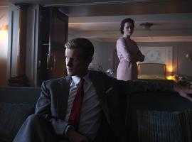 "Matt Smith and Claire Foy in an image from ""The Crown"" Season 2 (Photo: Netflix)"