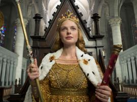 "Rebecca Ferguson as the original ""White Queen"". Who will star in the sequel series? (Photo: BBC/Starz)"