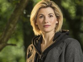 "Jodie Whittaker as the Thirteenth Doctor on ""Doctor Who"" (Photo: BBC America)"