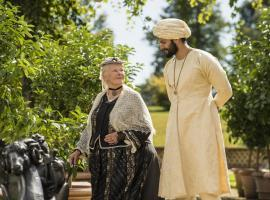 Dame Judi Dench and Ali Fazal star in Victoria and Abdul, the biographical drama showcasing the unexpected friendship of the Queen and her Indian servant. (Image courtesy of Focus Features © 2017)