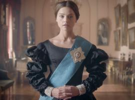 Jenna Coleman as Queen Victoria (Photo: Courtesy of ITV/Screenshot via YouTube)