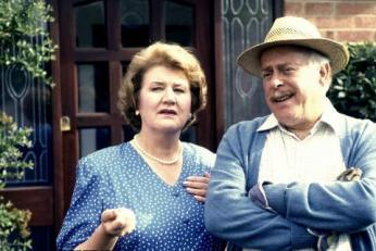 "A production still from ""Keeping Up Appearances"" Season 1 (Photo: BBC)"