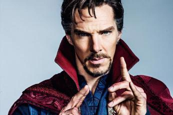 Benedict Cumberbatch as Doctor Strange. (Photo: Marvel)