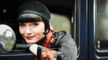 Essie Davis as Phryne Fisher (Photo: Every Cloud Productions & All3 Media International