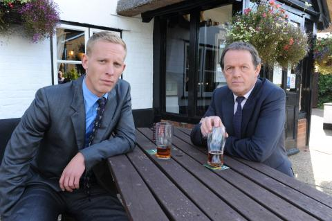Lewis and Hathaway will be back! (Photo: Courtesy of (C) ITV for
