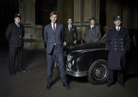 Morse' Prequel 'Endeavour' Officially Renewed for a Third