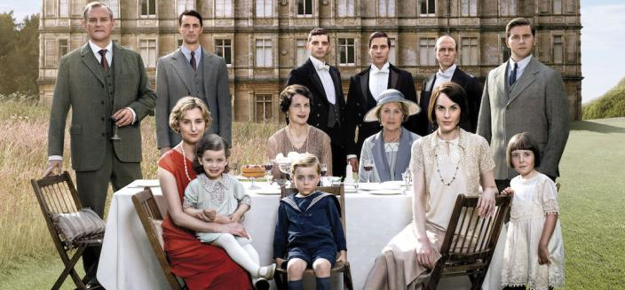 """Downton Abbey"" series finale key art (Photo Courtesy of (C) Nick Briggs/Carnival Film & Television Limited 2015 for MASTERPIECE)"