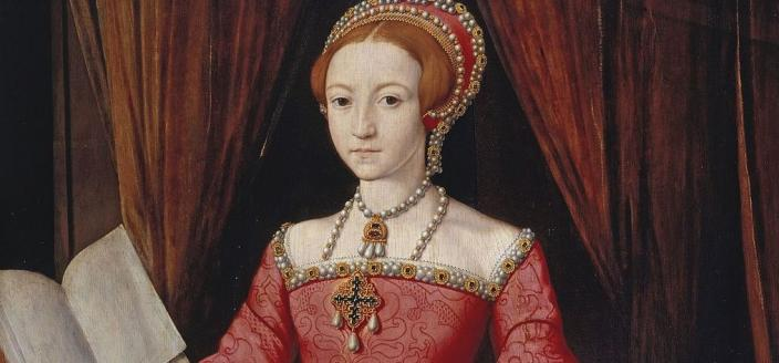 Portrait of Elizabeth I as a Princess (Photo: Royal Collection)
