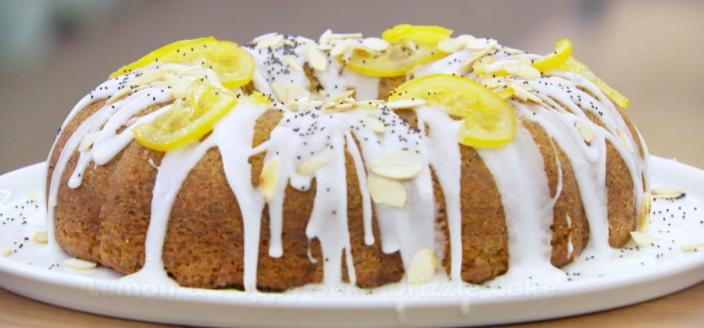 Jane's Lemon and Poppy Seed Drizzle Cake