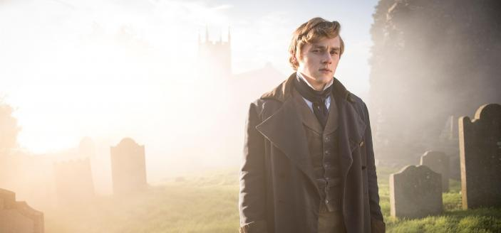 "Ben Hardy in ""The Woman in White"" (Photo: Courtesy of The Woman in White Productions Ltd. / Steffan Hill / Origin Pictures)"