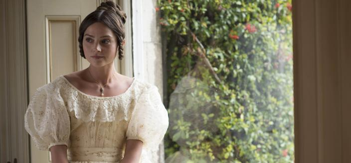 Jenna Coleman as Victoria (Photo: Courtesy of ITV Plc)