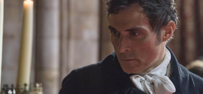 Rufus Sewell as Victoria's Lord Melbourne (Photo: Image courtesy of ITV Plcs)