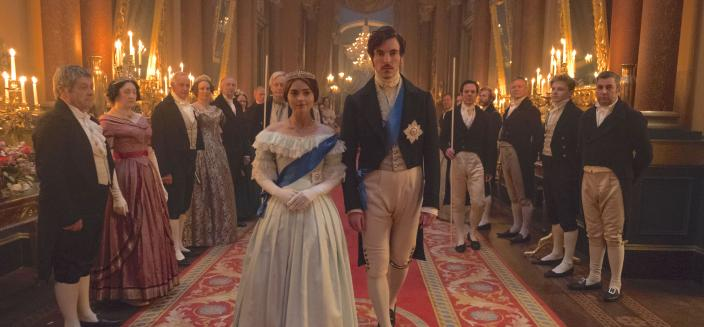 """The second season of """"Victoria's"""" reign begins. (Photo: Courtesy of ITV Plc)"""