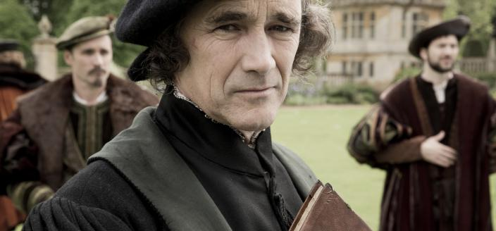 Thomas Cromwell (Mark Rylance)