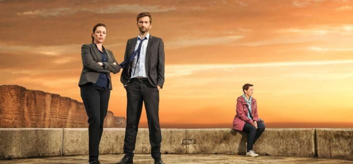 """Broadchurch"" Season 3 key art (Photo: BBC America)"