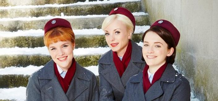 The ladies of Nonnatus House. (Photo: BBC/Neal Street Productions)