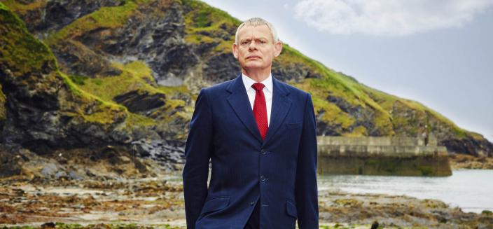 Martin Clunes as Doc Martin (Photo: ITV)
