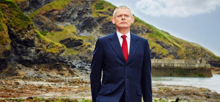 "Martin Clunes as Martin Ellingham in ""Doc Martin"" Season 8 (Photo: ITV)"