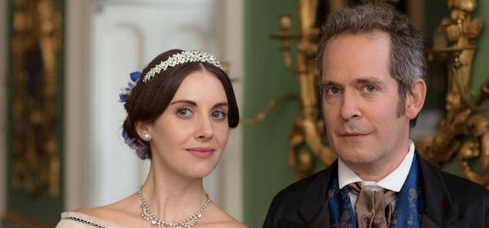"Is it wrong that I think I'm most excited about the costumes in ""Doctor Thorne""? (Photo: Courtesy of the Weinstein Company)"