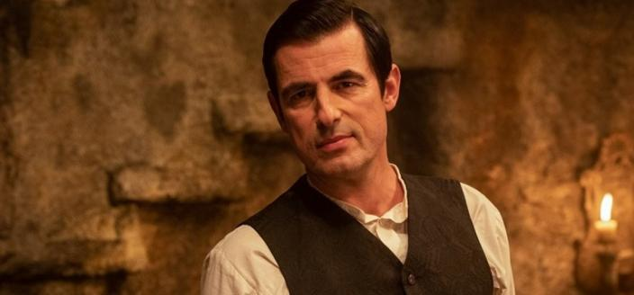 Claes Bang as Dracula (Photo: BBC)