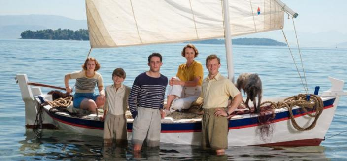 "Season 3 shot of the ""The Durrells in Corfu"" cast (Photo: (Photo: Courtesy of Sid Gentle Films/ITV)"