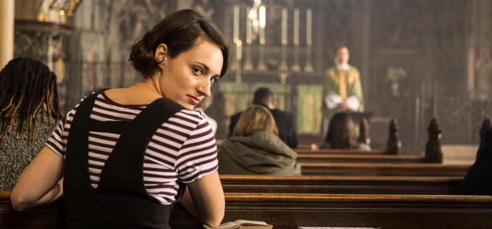 "Phoebe Waller-Bridge in Season 2 of ""Fleabag"" (Photo: Amazon)"