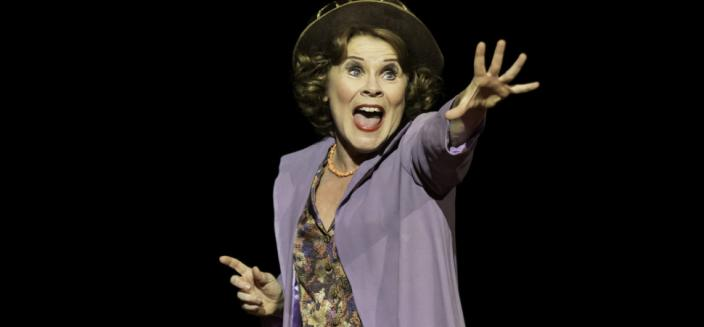 "Imelda Staunton in ""Gypsy"" (Photo: Johan Persson)"