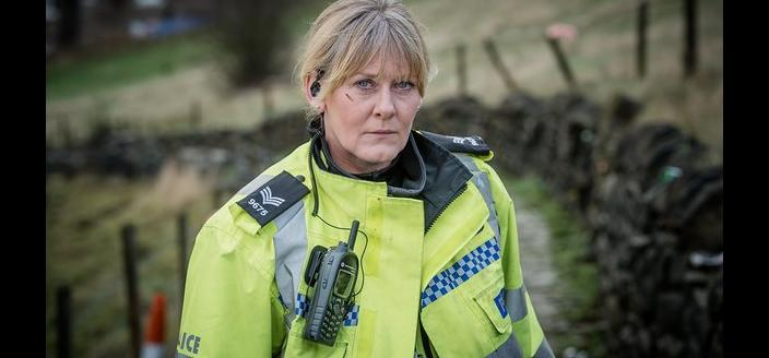 "Sarah Lancashire in ""Happy Valley"" Season 2. (Photo credit: Red Production Company and BBC)"