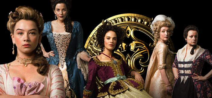 """Harlots"" Season 3 cast key art (Photo: Hulu)"
