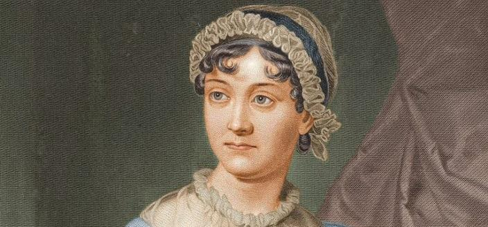 Jane Austen by James Andrews. (Photo: Wikimedia Commons)