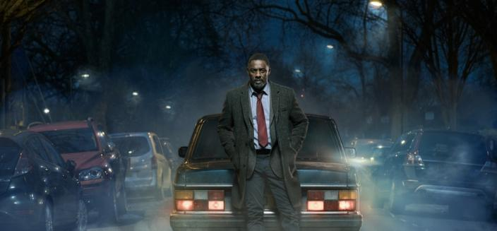 Idris Elba as Luther (Photo: BBC)