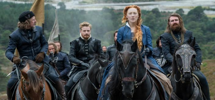 Saoirse Ronan as Mary, Queen of Scots (Photo: Focus Features/Working TItle)